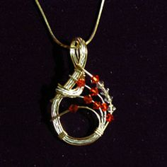 wire wrapped jewelry | 2009 Pendant Contest Runner-Ups