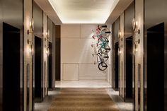 BTR workshop refreshes hotel jen tanglin singapore with bold interiors