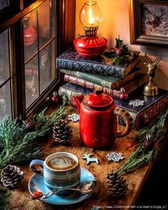 vintage christmas A Winter Evening - Merry Christmas - . - vintage christmas A Winter Evening – Merry Christmas – - Merry Christmas, Christmas Mood, Country Christmas, All Things Christmas, Vintage Christmas, Xmas, Christmas Pictures, Winter Christmas Scenes, Christmas Coffee