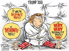 Andy Marlette for Feb by Andy Marlette Political Quotes, Political Cartoons, Political Art, Caricatures, Satire, World Conflicts, Sad Day, Donald Trump, Humor