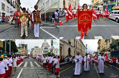 Por aí: Procissão de Corpus Christi | Salvador-Ba