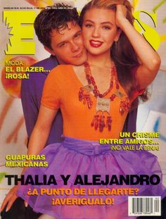 Thalia, Cultura Pop, Mexican Fashion, Old Magazines, Pop Singers, Demi Lovato, Retro, Actresses, Memories
