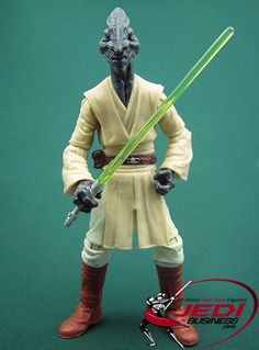 Star Wars Action Figure Coleman Trebor (2009 Set #1), Star Wars The Legacy Collection