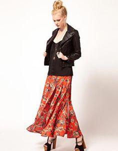 #asos                     #Skirt                    #Minkpink #'Inked' #Rose #Print #Maxi #Skirt #asos.com                        Minkpink 'Inked' Rose Print Maxi Skirt at asos.com                            http://www.seapai.com/product.aspx?PID=1308383