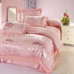 Luxury Silk bedding set
