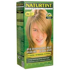 NATURTINT HAIR COLOR,8N,WHT GERM BL, 5.28 FZ -- You can find out more details at the link of the image.