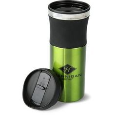 Keep your logo in front of them every day with a one-of-a-kind tumbler they'll love to use!