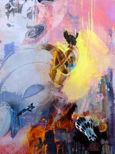 Paintings byChloe Early