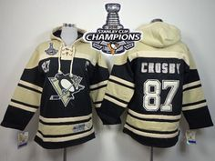 Penguins  87 Sidney Crosby Black Sawyer Hooded Sweatshirt 2016 Stanley Cup  Champions Stitched Youth NHL · Cheap Baseball JerseysBasketball ... 23a7b6ef3