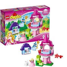 Lego duplo maison de poupée Winnie Pooh Château Gâteau Rouge Blanc Gâteau cadeau RAR