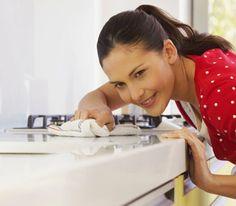 Tips para la limpieza a fondo de tu cocina.