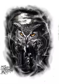 Cross Tattoos: 65 Photos & Pictures For You to Hit the E … – Tattoos Wolf Tattoos Men, Native Tattoos, Forarm Tattoos, Body Art Tattoos, Sleeve Tattoos, Cross Tattoos, Ink Tattoos, Owl Skull Tattoos, Owl Tattoo Drawings