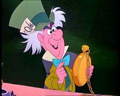 *THE MAD HATTER ~ Alice in Wonderland,