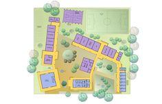 Kabala Community Centre Site Plan. Sierra Leone, Africa  Innocencelostfoundation.com