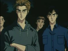 Initial D, Anime Characters, Fictional Characters, Joker, Teen, Car Wallpapers, Muscle, Fandoms, Running