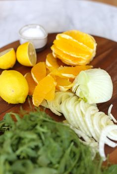 fennel and orange ar