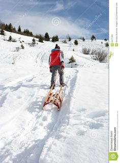 snow sledge - Google Search