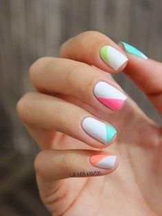 Nails: La NPA Mouton | With the spring season in full swing, it's time to get your nails done. Spring nail trends are all over Pinterest, and people are loving spring-inspired nail designs like florals, pastels and more. Check out 11 and spring-inspired nail designs that are popular on Pinterest.