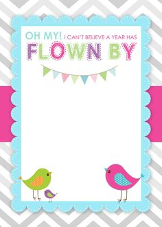 Happy Birthday Invitation Card Free Printable Invitations Wedding Piniata