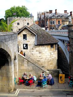 """Overnight in York : It's """"really quite different after nightfall; if you thought its network of medieval streets was impressive in broad daylight wait until you have them all to yourself..."""""""