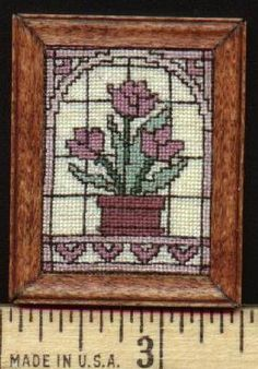 Miniature Needlepoint