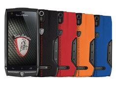 The 88 Tauri has been announced by luxury brand Tonino Lamborghini at CES for those that have expensive taste. This is the company's second Android device, and like the first it commands a premium pricetag. Expect to shell out $6,000 for this piece of kit. In terms of specs, the 88 Tauri is no slouch. You'll find a quad-core 2.3 GHz processor and 3 GB of RAM with 64 GB of local...