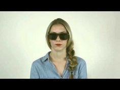 How To Choose The Best Sunglasses For Your Face Shape in 90 Sec. // Watch + Repin to WIN: http://www.iwantproof.com/blogs/news/17746344-big-giveaways-sunglass-fit-guide-video