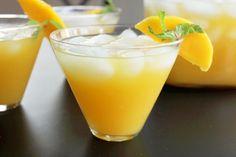 Mango Ginger Green Iced Tea マンゴーとジンジャーのグリーンアイスティー♡
