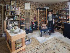 Larson Gallery Guild Artists: Tour of Artists' Homes, Rachel Dorn, Clay Artist.