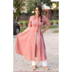 Kurta design casual witches robes over pants Wizarding fashion magical style Salwar Designs, Kurti Neck Designs, Kurta Designs Women, Kurti Designs Party Wear, Blouse Designs, Indian Designer Outfits, Indian Outfits, Designer Dresses, Kurti Styles