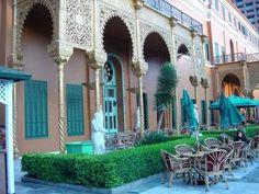 Cairo Marriott Hotel, Egypt