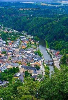Viaden,  Luxembourg
