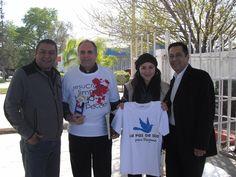 En la Universidad Autónoma de Tamaulipas con Maestros, Estudiantes y nuestro amigo Ruben Guel