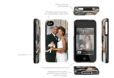 love these i-phone cases! Customize with your images and you can also add text.