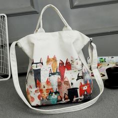 Love All The Cats Tote