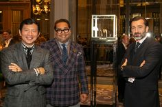 The Rake and Hublot's Aerofusion Chronograph 'Molon Labe' Auction Molon Labe, Chronograph, Collaboration, Auction, Product Launch, Watches, Celebrities, Fashion, Moda
