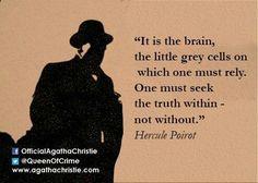 Hercule Poirot :)