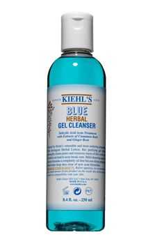 Kiehl's Blue Herbal Gel Cleanser - Reinigers, Scrubs & Gezichtmaskers