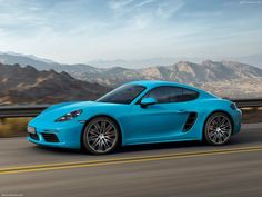 C6, IS, TT RS, T-Prime & 718 Cayman – Manners Magazine