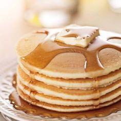 Przepis na Amerykańskie Pancakes.