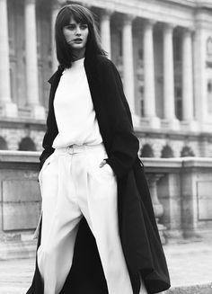 style-inspo: Sibui Nazarenko by Stefania Paparelli for Elle... - Camille over the rainbow