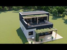 TOBY SHORE PROJECT ecohomedesigner container house animation slaurs.com . shipping container home - YouTube
