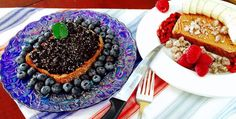 Café da Manhã com Frutas.