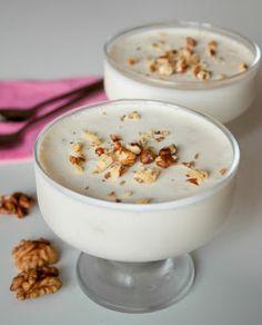 Самые вкусные рецепты: Сметанное ореховое желе