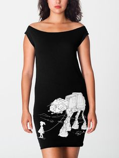 Hey, I found this really awesome Etsy listing at http://www.etsy.com/listing/82457577/my-star-wars-at-at-pet-american-apparel
