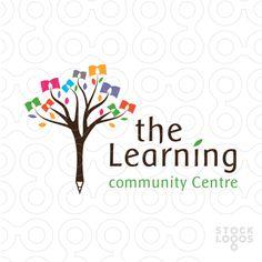 The Learning Community Centre Education Trust, Education Logo Design, Trust Logo, Pronoun Activities, Lounge Logo, Conference Logo, Computer Basics, Learning Logo, Book Logo