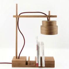 Design Desk Lamp I The ICONIST #office #interiordesign #workplace http://www.iconist.de/leuchte-1?wt_mc=P