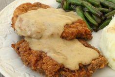 Chicken Fried Steak And Gravy