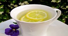 These are the Benefits of Drinking Lemon Water