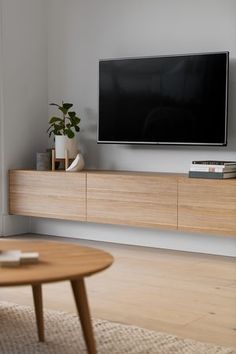 a889e1f30 44 Best Floating tv unit images in 2018 | Media consoles, Armoire, Homes